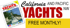 California Yachts Magazine - Free at select marine outlets!