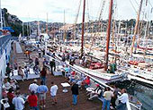 Master Mariners Wooden Boat Show - Tiburon CA